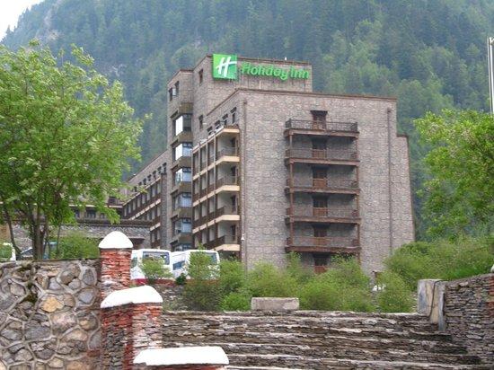 Holiday Inn Jiuzhai Jarpo: Fachada do Hotel