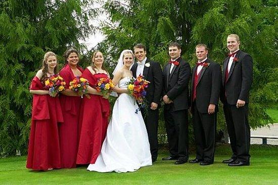 PJ's Bed and Breakfast Lodge: Weddings at PJs