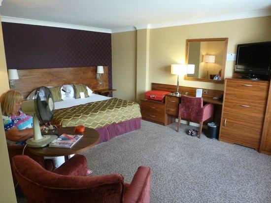 Barton Grange Hotel: Executive room