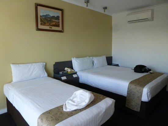 Aurora Alice Springs: Habitación
