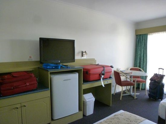 Aurora Alice Springs: Lugar para valijas