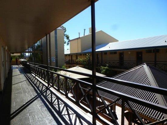 Aurora Alice Springs: Exteriores