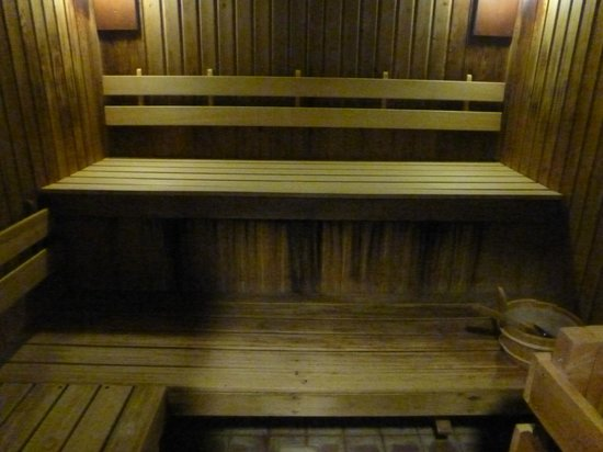 بارتون جرانج كلاسيك هوتل: sauna