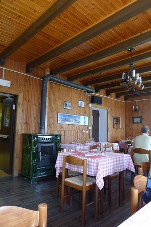 Rifugio Roccoli Lorla: Dining Room