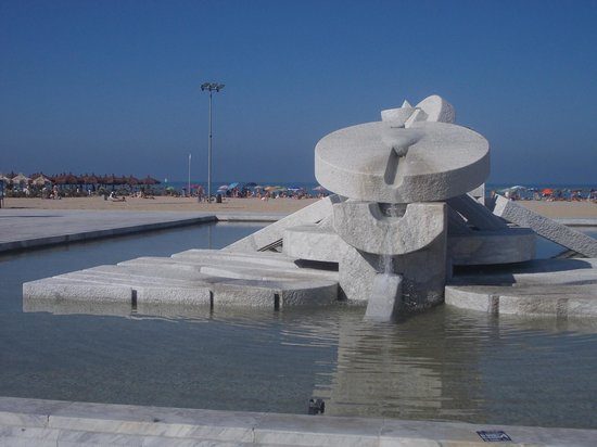 Lungomare Giacomo Matteotti: lungomare pescara - fontana la nave