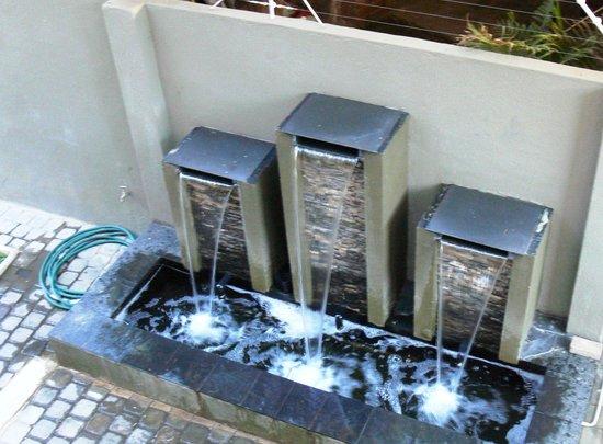 Hillside Executive Accommodation: Water future