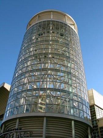 Salt Lake Plaza Hotel: Convention Center