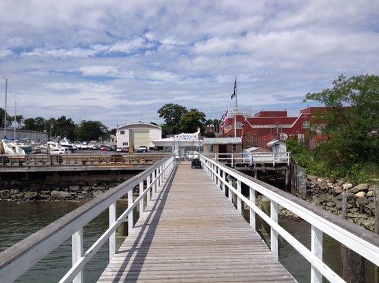 City Island, NY: Minneford Marina