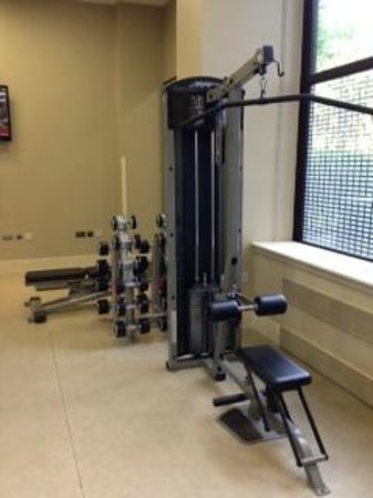 gym 5 picture of holiday inn london kensington forum london rh tripadvisor co za