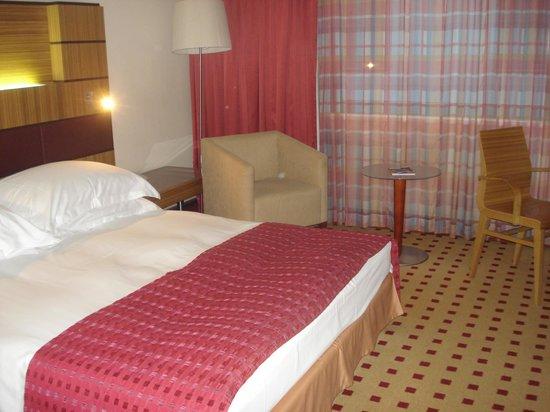 Radisson Blu Hotel Kraków: Standard room