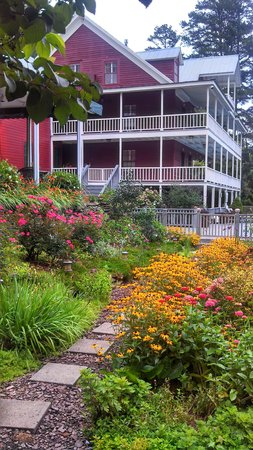 Glen-Ella Springs Inn July 2013