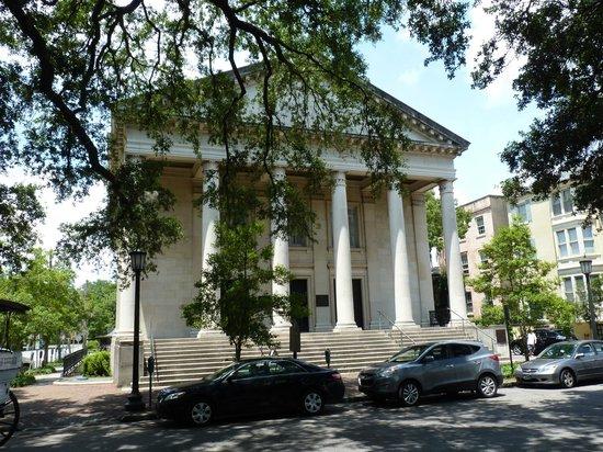Chippewa Square : First Baptist Church