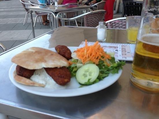 Kantine: Falafel