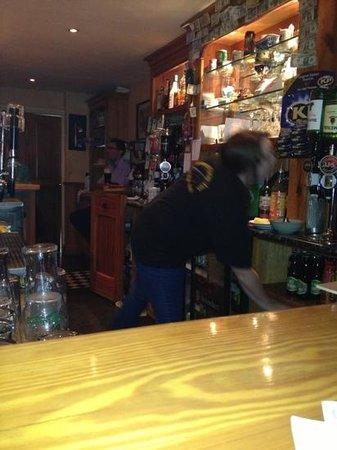 Breathnach's Bar : bar