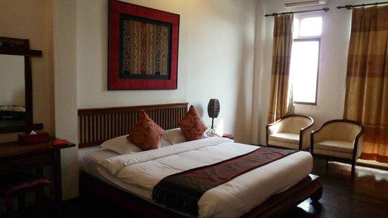 Inter City Boutique Hotel: Deluxe-Zimmer - nicht das Geld wert!