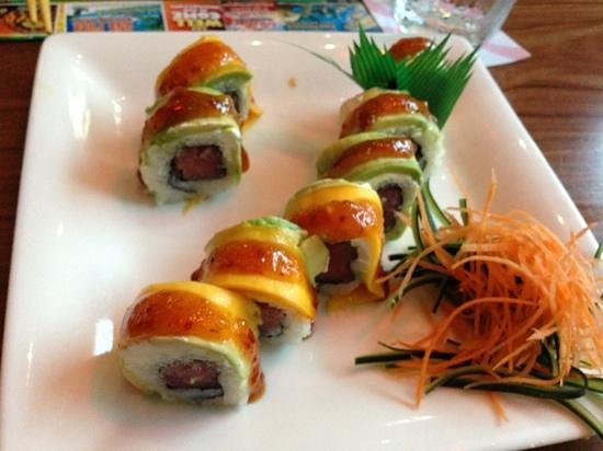 Wazaaabi Sushi House: delicious one
