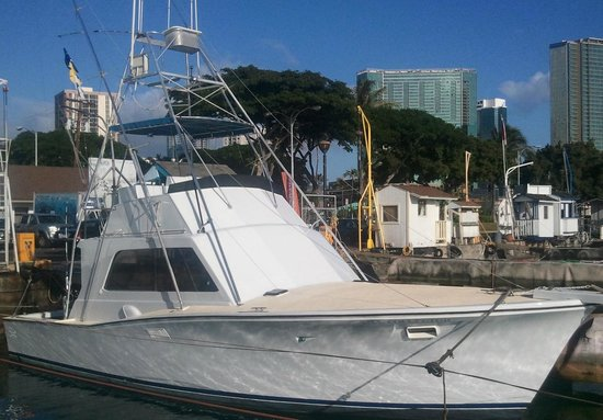 Oahu Deep Sea Sport Fishing