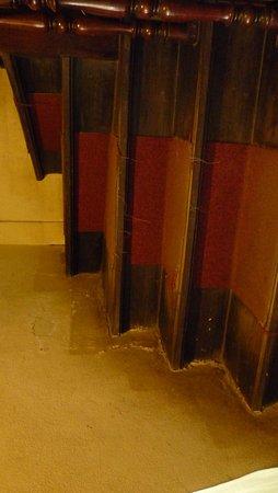 Inter City Boutique Hotel : Treppe zu den Zimmern