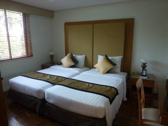Kantary Bay, Phuket: Bedroom