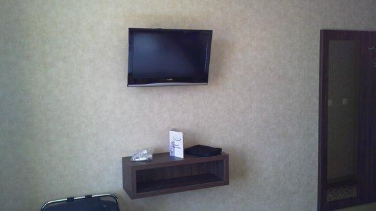 Hotel Chambord: Quarto