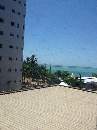 Sete Coqueiros by GJP: vista do quarto do hotel sete coqueiros