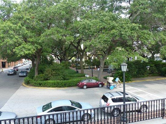 Johnson Square: The Square