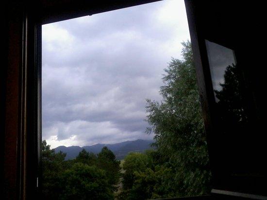 Residenza di Campagna Montelleri: Panorama dalla camera