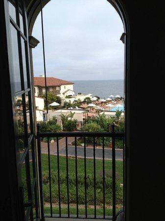 Terranea Resort: View from Bungalow 43, Room 201