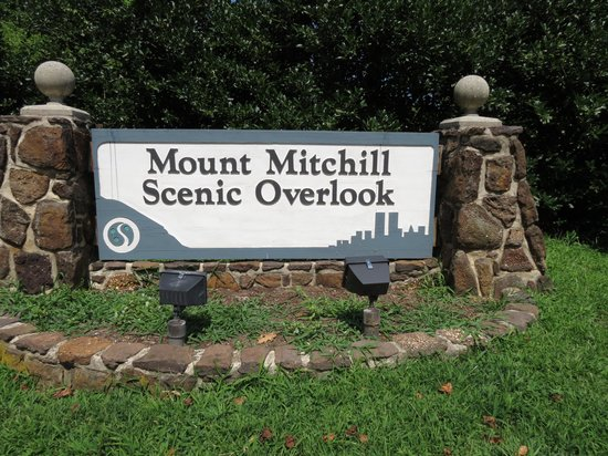 Mount Mitchill Scenic Overlook