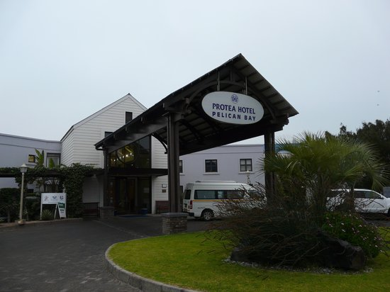 Protea Hotel by Marriott Walvis Bay Pelican Bay: L'Hôtel de l'estérieur