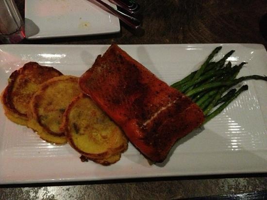 Blackfish Grill: salmon