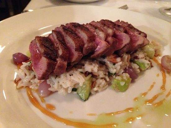 Satterfield's Restaurant: duck