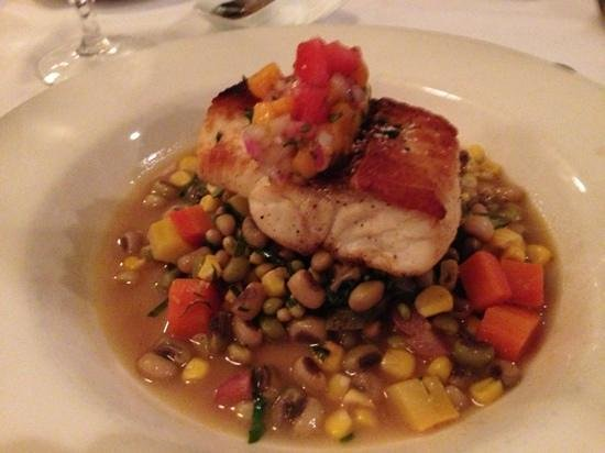 Satterfield's Restaurant: snapper