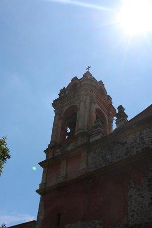 San Jacinto Plaza: Templo de San Jacinto