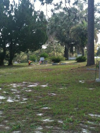 Cassadaga Hotel: Cemetery at Lake Helen