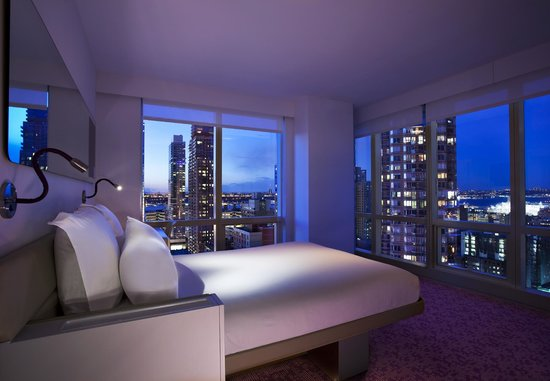 Yotel New York New York City Boutique Hotel Reviews