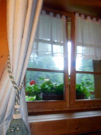 Rifugio nambrone: finestra