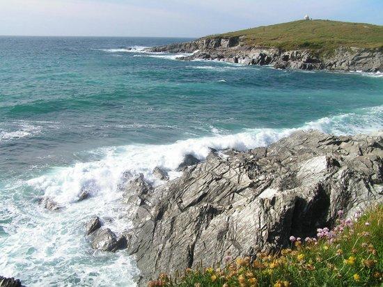 Trevellis Bed and Breakfast: Sea and coast
