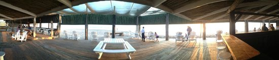 Tiger Reef Beach Bar & Grill: Panarama