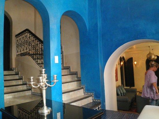 Lina Ryad & Spa : More blue