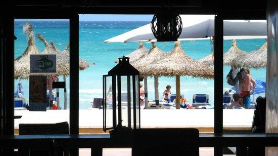Hotel Sa Roqueta: schön eingerichtet
