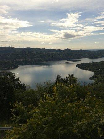 Hotel Panoramico : lago de orta