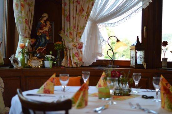 Hotel-Restaurant Rebstock: Rebstock - Restaurant