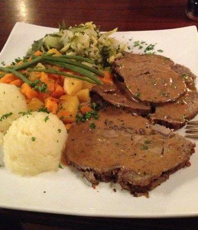 O'Shea's Merchant: great serving