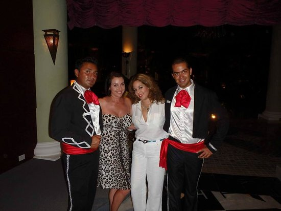 Iberostar Grand Hotel Paraiso: Lobby Bar Area