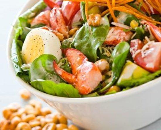 Devon Seafood + Steak: Lobster Cobb Salad