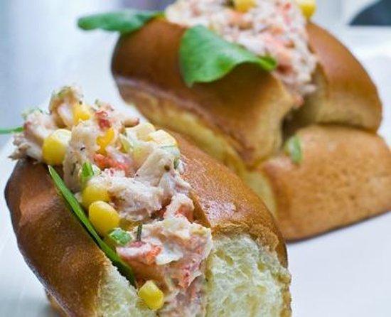 Devon Seafood + Steak: Mini New England Lobster Rolls