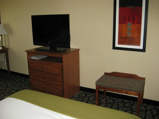 Holiday Inn Express Hotel & Suites Grand Junction : HD Televison with about 40 channels