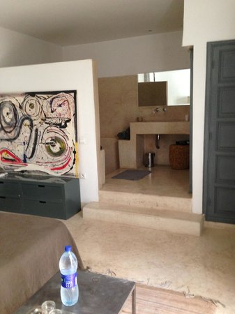 Riad Awa : Chambre JALLIL