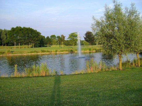 Hampshire Golfhotel Purmerend Holanda Picture Of